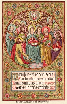 hymns for pentecost