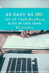 Blogging for beginners. How to set up a Blog In 15 Minutes Or Less: A Step-by-Step Tutorial. How to set up a successful blog. Here's how to set up a blog for FREE.