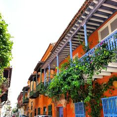Cartagena de Indias en Bolívar Latin America, South America, Ecuador, Alaska, Walled City, Historical Sites, Vacation Spots, Travel Around, Patagonia