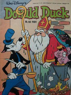 Sinterklaas 'cover' 1984
