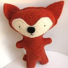 fox stuffed animal!