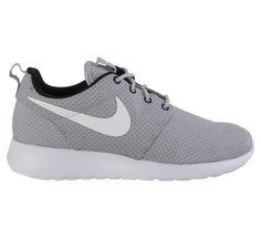 Nike Roshe Run Grijs Oranje