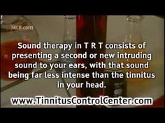 Tinnitus Retraining Therapy--TRT