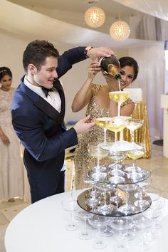 Photography: Lauren Michelle - laurenmichelle.com.au Catering: Laurent Peugeot - www.laurentpeugeot.com Event Planning: Fête In France - www.feteinfrance.com Read More on SMP: http://www.stylemepretty.com/destination-weddings/france-weddings/2016/01/04/french-chateau-wedding-sparkly-gold-dress/