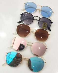 Welcome to RB-VOGUE, worldwide leaders in exclusive, rare and hard to find Ray-Ban sunglasses.You'll find the greatest selection of Ray-Ban sunglasses here ,available to ship worldwide. Cool Sunglasses, Ray Ban Sunglasses, Cat Eye Sunglasses, Round Sunglasses, Mirrored Sunglasses, Sunglasses Women, Summer Sunglasses, Cute Glasses, Glasses Frames