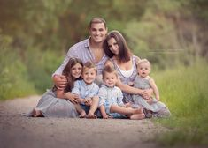 Familien: einigen sich auf 2-3 Farben / Muster