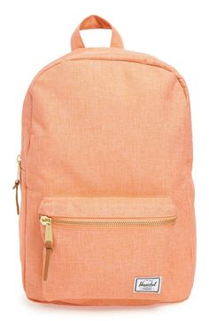 Carrying the essentials is made easy with this cute Herschel Supply Co. backpack in a fun color. / @nordstrom #nordstrom