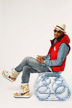 Furniture Inspiration: Tank Chair by Pharrel Williams