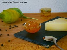 Marmellata di limone e pepe nero   Sweetandsaltycorner
