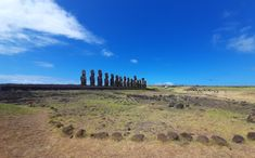 The Resilience Rating of Easter Island Easter Island, Archaeological Site, See Picture, 16th Century, Conservation, Remote, Tourism, Statue, Pictures
