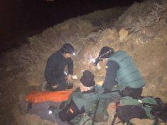 Rescatan a dos senderistas con hipotermia en el Teide - 20minutos.es