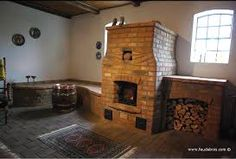 stove on brick - Google Search