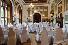 Drumtochty Castle Ballroom