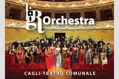 Mercoledì 30 dicembre 2105, alle 21.00 al Teatro Comunale di Cagli (PU) la FGR Orchestra di Pesaro dedica una serata alle sinfonie del grande G