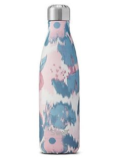 Swell - Watercolor Florals Stainless Steel Water Bottle #mothersday #mothersdaygifts
