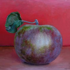 MACINTOSH II, painting by artist Barbara Kacicek