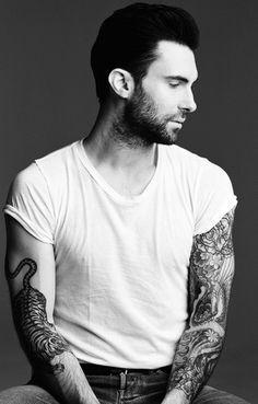 <3 Adam Lvine <3