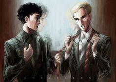 #arts #DracoMalfoy #ДракоМалфой #HarryPotter #ГарриПоттер