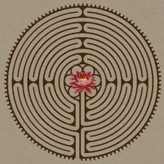 A labyrinth is an ancient symbol that relates to wholeness. It combines the imagery of the circle and the spiral into a meandering but purposeful path. The Labyrinth represents a journey to our own center and back again out into the world.
