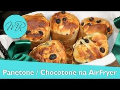Rabanadas na AirFryer / Fritadeira Sem Óleo - YouTube