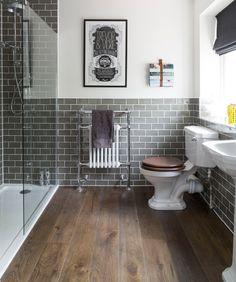 Burnbury Engineered Old Smoked Antique Oak 190mm x 20/6mm Wood Flooring