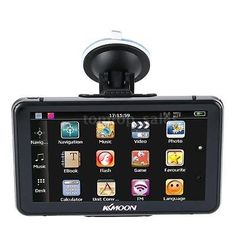 nice 7 HD Touch Screen Portable Vehicle Car GPS Navigation 128M 4G With Free Map - For Sale Check more at http://shipperscentral.com/wp/product/7-hd-touch-screen-portable-vehicle-car-gps-navigation-128m-4g-with-free-map-for-sale/