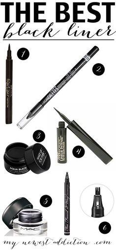 Best Black Liners: Line-it-up