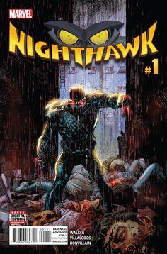 Nighthawk #1 (2016)