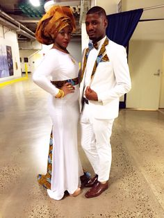 African his and her African Inspired Fashion, Africa Fashion, African Fashion Dresses, African Attire, African Wear, African Dress, African Traditional Wedding Dress, African Wedding Dress, Ghana Dresses