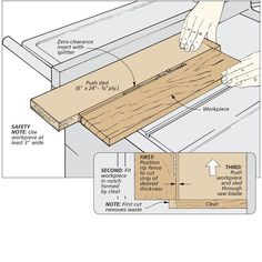 1000 images about wood working tips on pinterest table. Black Bedroom Furniture Sets. Home Design Ideas