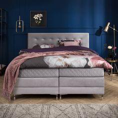 Lease nu je bank al vanaf p/m! Master Bedroom Design, Dream Bedroom, Home Bedroom, Modern Bedroom, Bedroom Furniture, Bedroom Decor, Bachelor Bedroom, Modern Rustic Furniture, Paint Colors For Living Room