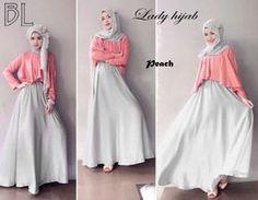 long dress muslim modern