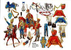 Les cavaliers de la Grande Armée :: 13 ème hussards