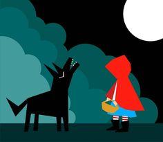 Roodkapje en de zeven geitjes - De Standaard. In de zeventiende eeuw werd Roodkapje onherroepelijk opgevreten, twee eeuwen later, bij de gebroeders Grimm, liep alles goed af.