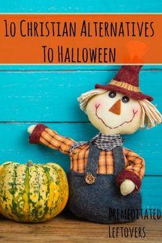 10 Christian Alternatives to Halloween