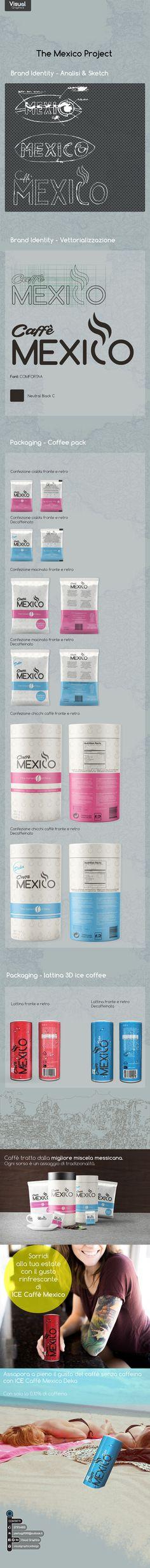 "Vedi il mio progetto @Behance: ""Logo Caffè Mexico Porject"" https://www.behance.net/gallery/54073375/Logo-Caffe-Mexico-Porject"