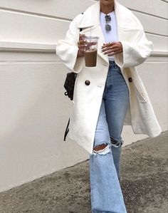 Winter Fashion Outfits, Fall Winter Outfits, Look Fashion, Autumn Winter Fashion, Fashion Fashion, High Fashion, Aesthetic Fashion, Aesthetic Clothes, 40s Mode