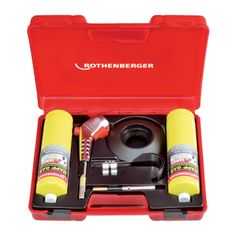 Rothenberger SUPER FIRE 3 HOT BOX Lehimleme Aleti No.35490