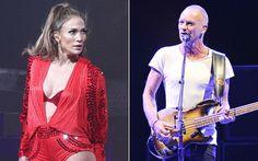 Jennifer Lopez and Sting sing at '$1 billion'...: Jennifer Lopez and Sting sing at '$1 billion' wedding of Russian… #JenniferLopez