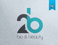 Corporate Identity // 2b // Bio & Beauty