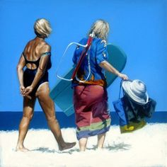 Barry Ross Smith - the sisters