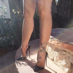 """3,679 Likes, 140 Comments - Sexy Heels (@lucyheels) on Instagram: """"Day 3 ☀️ it seems that these 130mm beauties by @louboutinworld make my legs look longer what do…"""""""