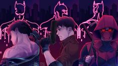All three parts together :) Make sure you full view. Find me at Redbubble here! Red Hood Jason Todd, Jason Todd Batman, Dc Comics, Batman Comics, Batman Art, Batman Arkham, Batman Robin, Arkham Knight, Red Hood Comic