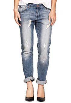 d341386555ddb Best Seller Ellos Ellos Women s Plus Size Boyfriend Jeans online