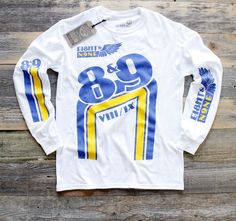 BMX Jersey Tee Laney L/S