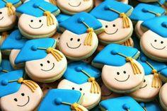 Galleta graduacion