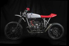 BMW R80/7 by Meister Engineering