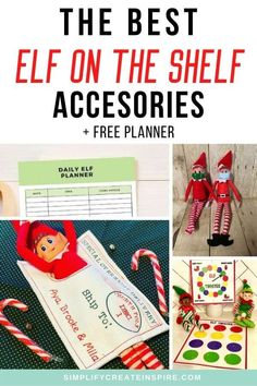 Free Planner, Printable Planner, Free Printables, Elf On The Self, The Elf, Awesome Elf On The Shelf Ideas, Shelf Inspiration, Scratch Off Cards, Toy Basket