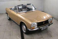 Peugeot 304 B02 cabriolet - 1975