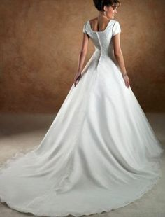 Oh boy.... another wedding dress site to look at. ;)